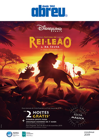 Disney - Festival do Rei Leão 2019
