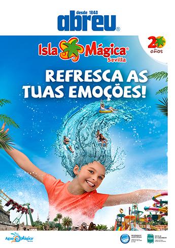 Viagens abreu brochuras - Isla magica ofertas 2017 ...