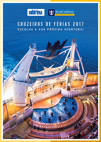 Quadriptico Royal Caribbean 2017