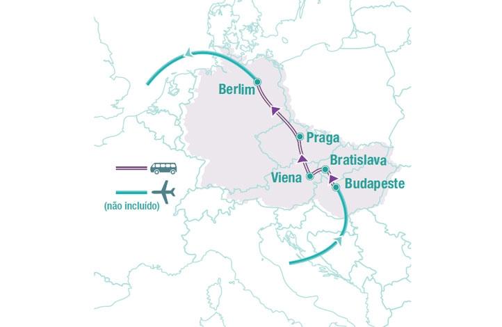 Jóias da Europa Central