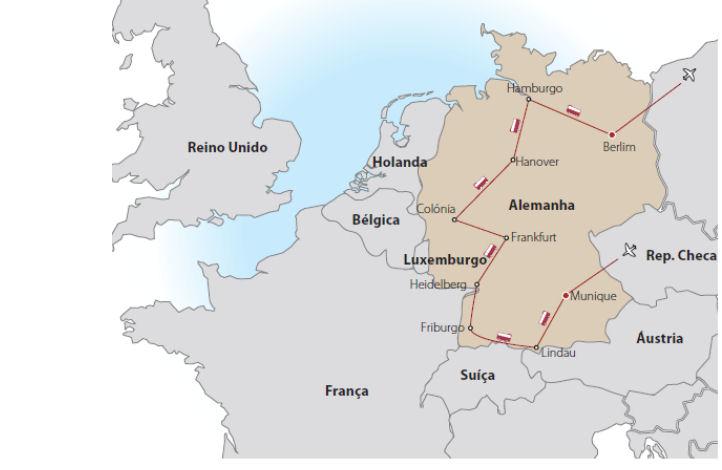 Maravilhas da Alemanha