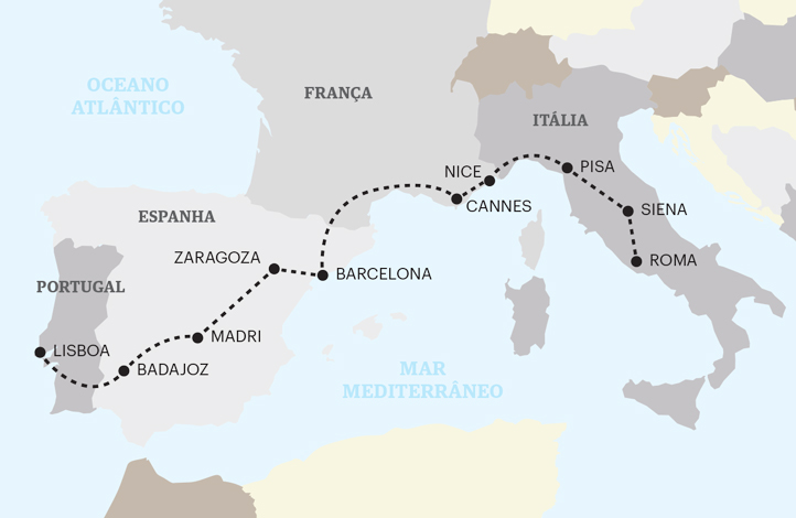 Europa Mediterrânica